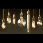 G95 Edison szénszálas dekor izzó