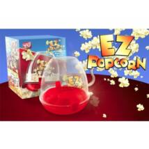 EZ popcorn készítő