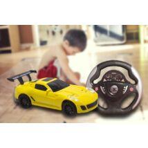 TopSpeed távirányítós autó (Nissan)