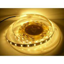 5 méteres LED Szalag (MELEGFEHÉR)