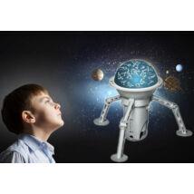 Light up space planetárium