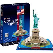 3D Szabadság-szobor Puzzle