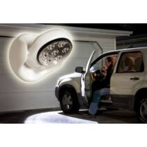 Falra szerelhető mozgásérzékelős LED lámpa