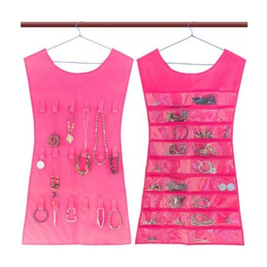 Ékszertartó ruha (Pink)