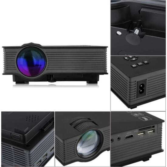 WIFI-s LED projektor