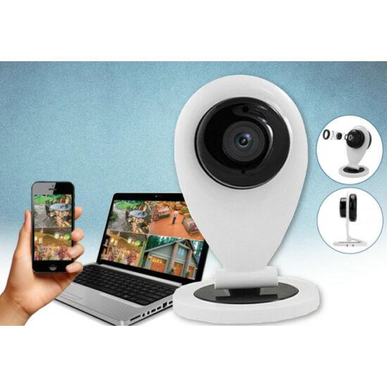 Mobilról és PC-ről egyaránt nézhető WiFi IP Home kamera