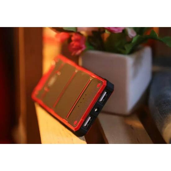 Powerbank Smart 10000mAh-s hordozható mobiltöltő