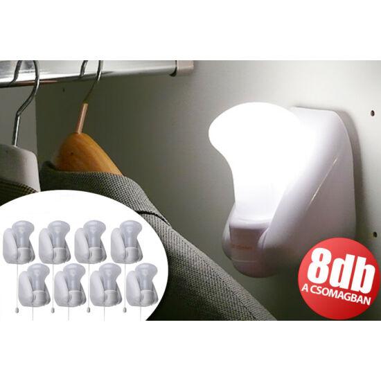 Handy Bulb vezeték nélküli fényforrás 8db