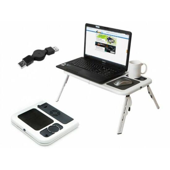 E-Table laptop hűtő asztal