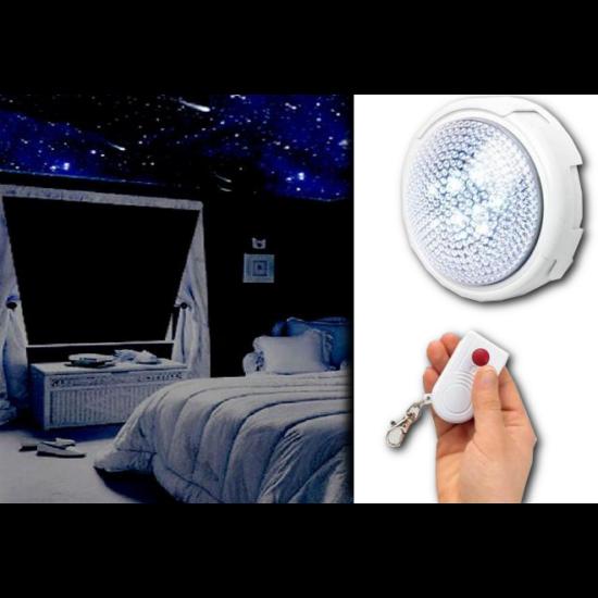 Remote Brite Light LED lámpa