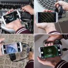 5 méteres vízálló Android endoszkóp kamera