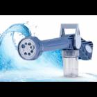 Easy Jet multifunkciós vízágyú locsolófej beépített mosószertartállyal