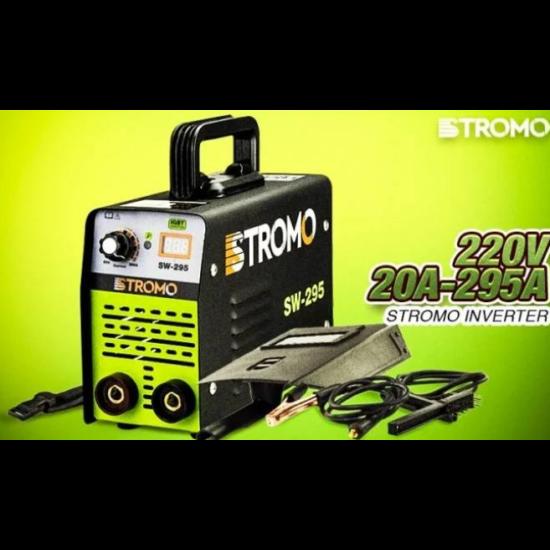Stromo digitális hegesztő (295A)