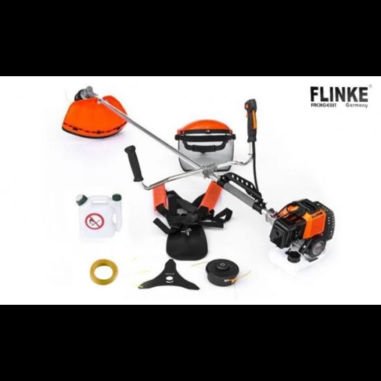Flinke benzines fűkasza 5.2 LE kiegészítőkkel