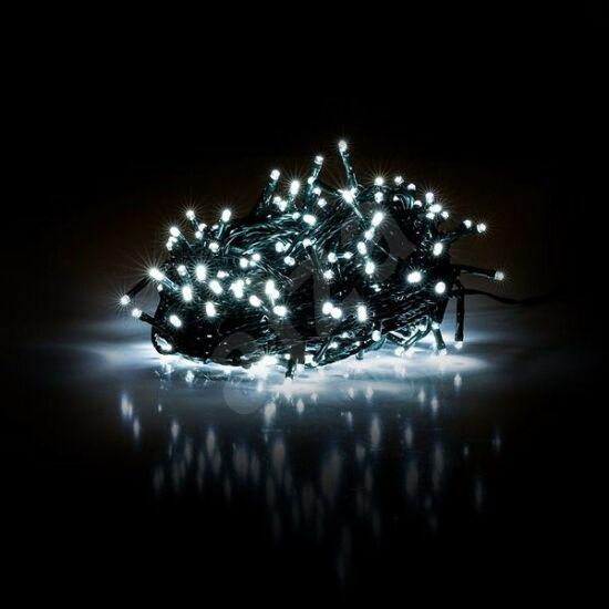 500 LED-es karácsonyi izzósor (Hidegfehér)