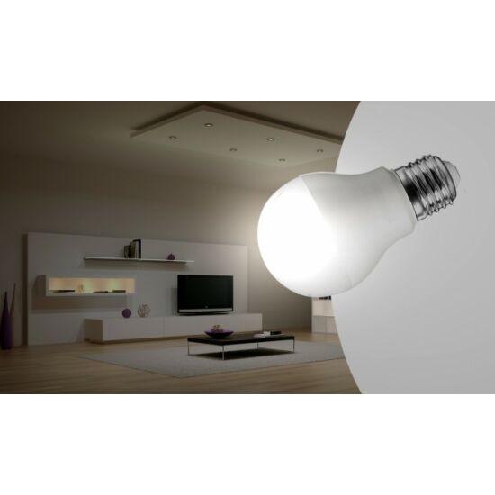 3W Led fényforrás (E27, melegfehér)