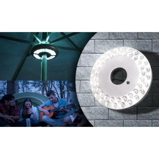 48 LED-es kemping lámpa