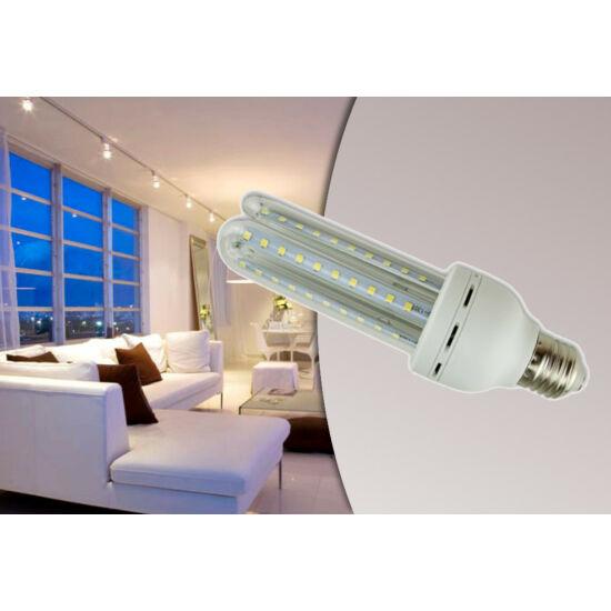 3W-os prémium LED fényforrás (10 darabos csomag, U-alakú, E27, Hideg fehér)