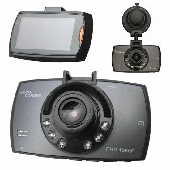Kompakt FHD Carcam autós eseményrögzítő kamer