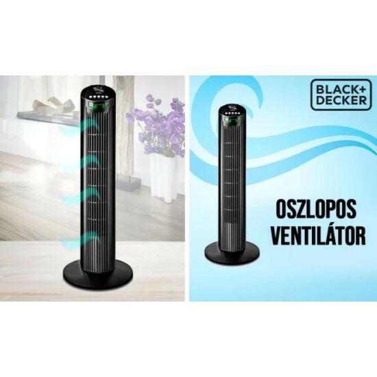 Black&Decker oszlopos ventilátor