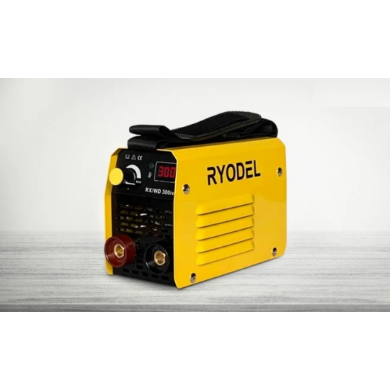 Ryodel Digitális Hegesztő, inverter RX/WD300 iv