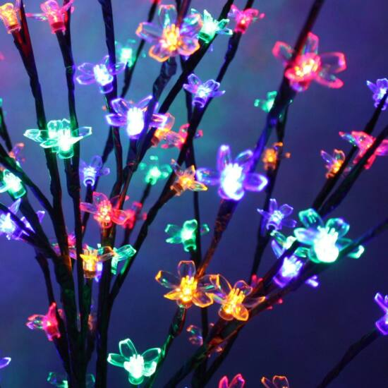 Hangulatos Sakura Led Fa (Multicolor)