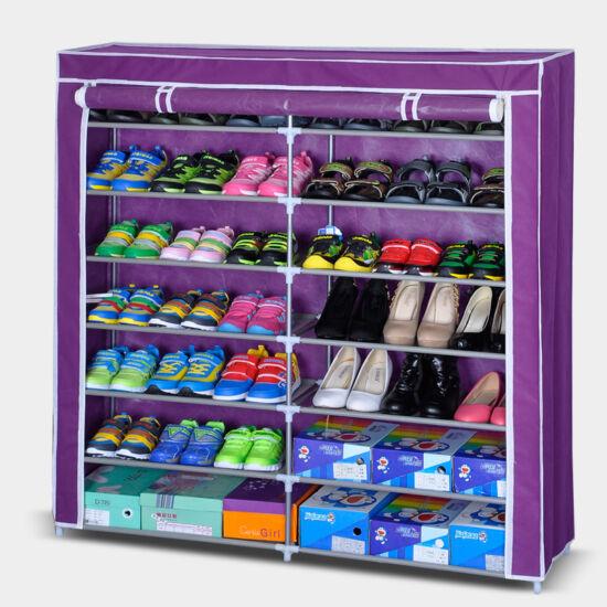 42 férőhelyes cipőtartó szekrény
