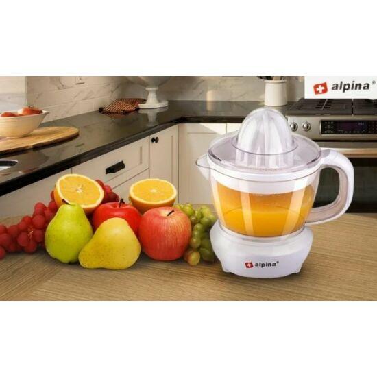 Alpina Gyümölcsfacsaró (700ml, 25W)