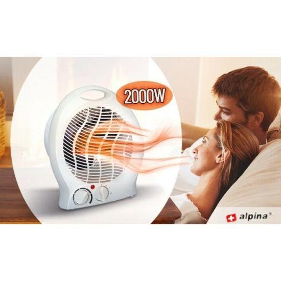 Alpina fűtőventilátor (2000W)