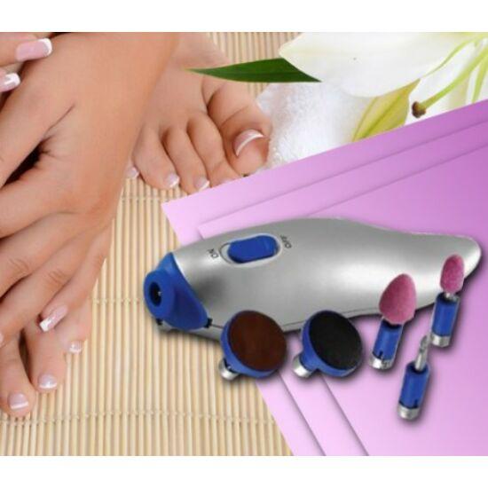 FineLife Elektromos manikűr-pedikűr szett (Beauty Care Set)