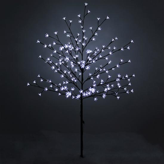 Hangulatos Sakura Fa 84 LED-el (Hidegfehér)