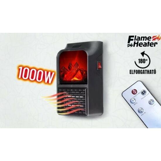 Elektromos kandalló (1000W)