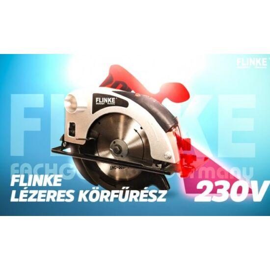 Flinke lézeres körfűrész (2400W, FK-KF-1901)
