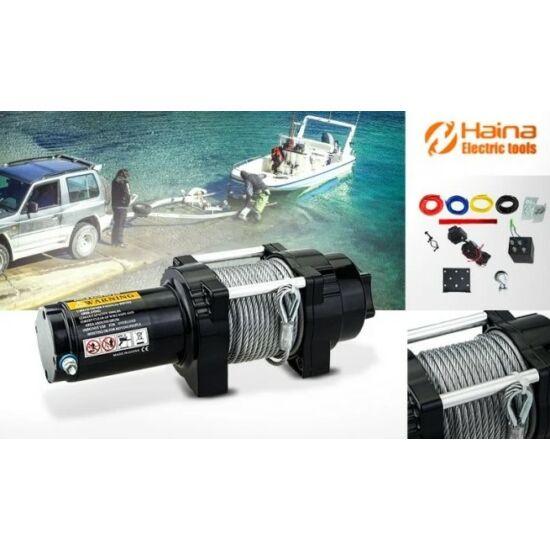 Haina Elektromos Drótköteles csörlő (3000W)