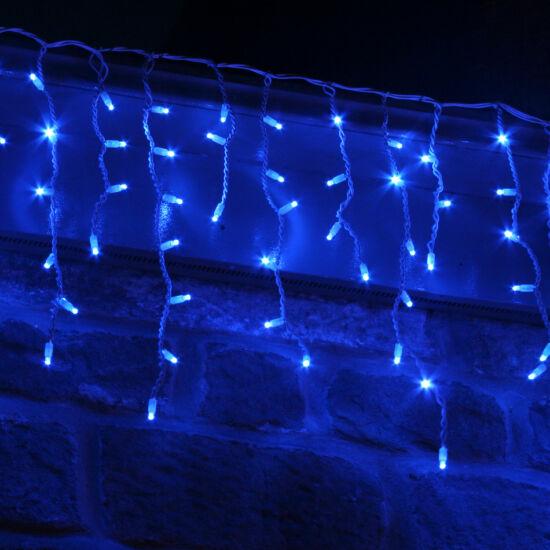 500 LED-es jégcsap fényfüzér (Kék)