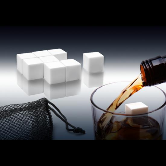 Whiskey jégkocka (9-es csomag)