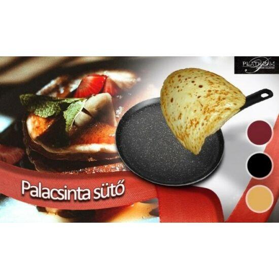 Platinum Palacsinta sütő serpenyő (burgundi)