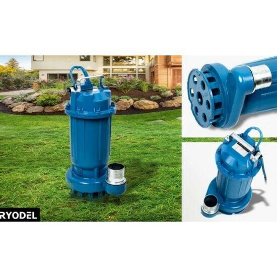 Ryodel öntvény darálós szennyvíz szivattyú (3750W)