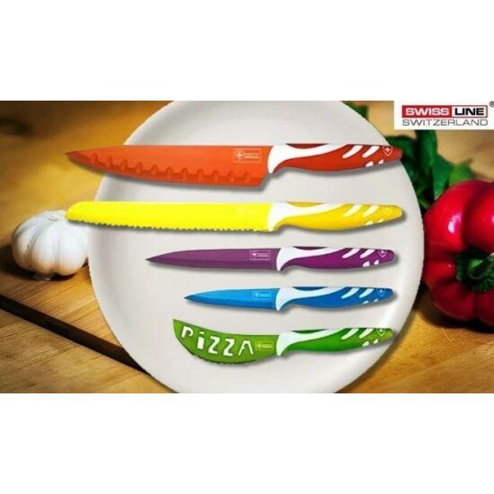 5 részes kés (színes)
